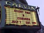 Ziusudra plays the Calvin in Washington, MO
